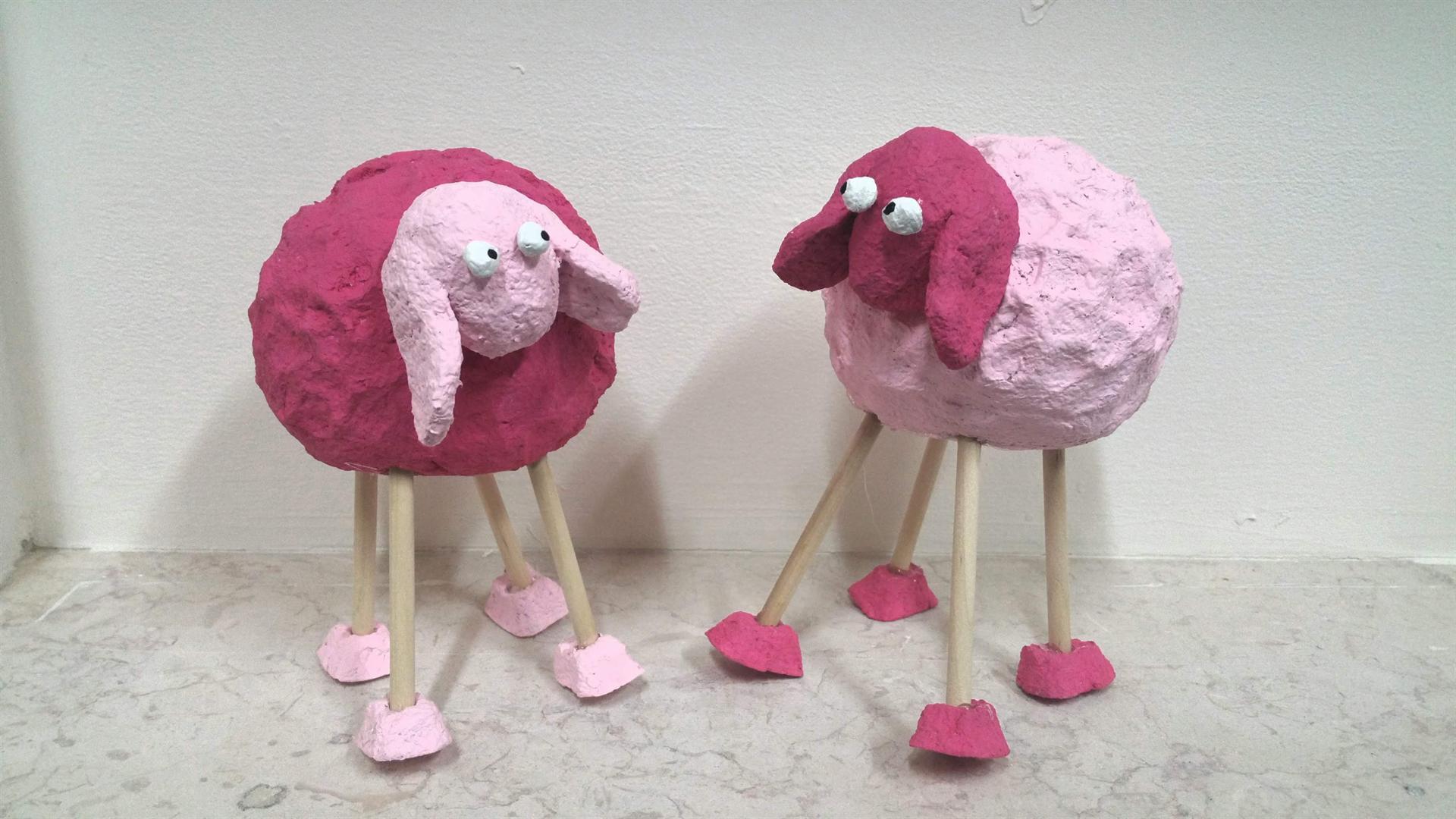 כבשים של מיכל