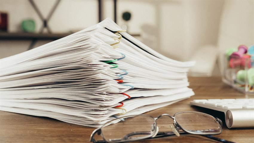 מהם המסמכים הנדרשים לביצוע בדיקה והחזר מס הכנסה.
